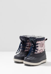Friboo - Winter boots - multicoloured/dark blue - 3