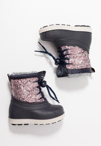 Friboo - Winter boots - multicoloured/dark blue - 0