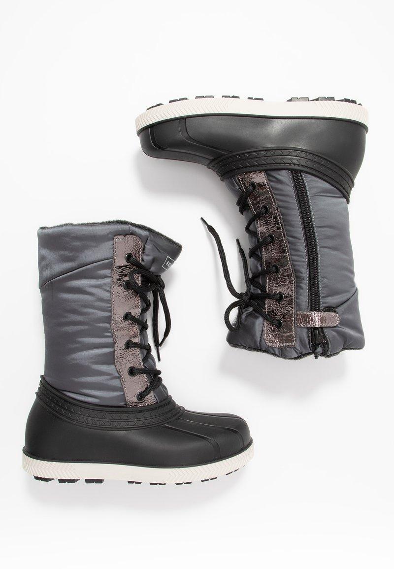 Friboo - Snowboots  - grey/black