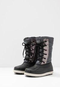 Friboo - Winter boots - grey/black - 3