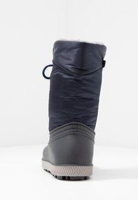Friboo - Botas para la nieve - dark blue - 4