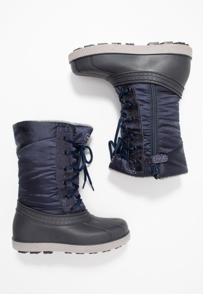 Friboo - Botas para la nieve - dark blue
