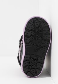 Friboo - Botas para la nieve - black/violett - 5