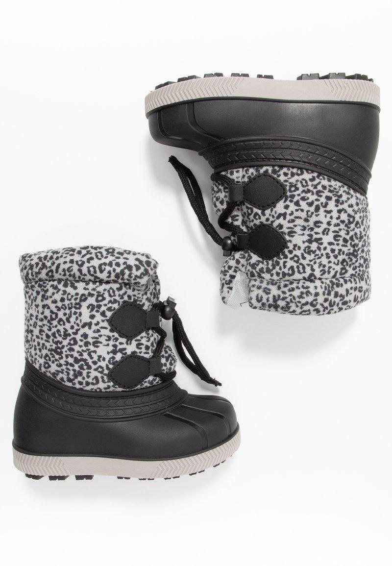 Friboo - Snowboot/Winterstiefel - grey/black