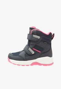 Friboo - Zimní obuv - dark blue/pink - 1