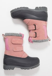 Friboo - Botas para la nieve - pink - 0