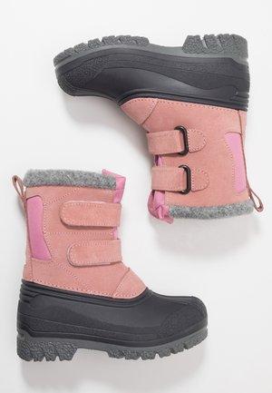 Zimní obuv - pink