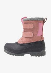 Friboo - Botas para la nieve - pink - 1