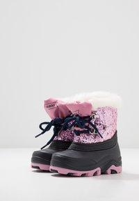 Friboo - Snowboots  - dark blue/rose - 3
