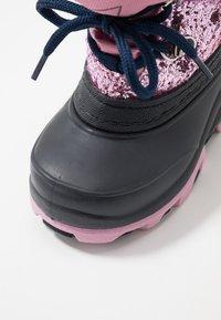 Friboo - Snowboots  - dark blue/rose - 2