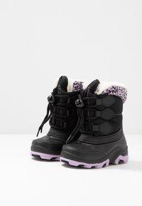 Friboo - Botas para la nieve - black - 3
