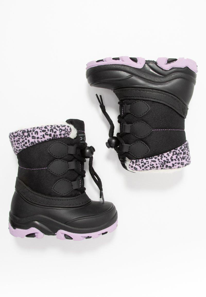 Friboo - Stivali da neve  - black