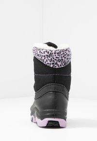 Friboo - Botas para la nieve - black - 4
