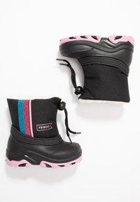 Friboo - Botas para la nieve - black - 0