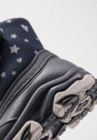 Friboo - Botas para la nieve - dark blue - 2