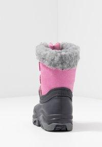 Friboo - Zimní obuv - dark blue/rose - 4