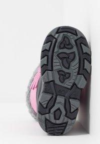 Friboo - Zimní obuv - dark blue/rose - 5