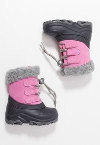 Friboo - Zimní obuv - dark blue/rose - 0