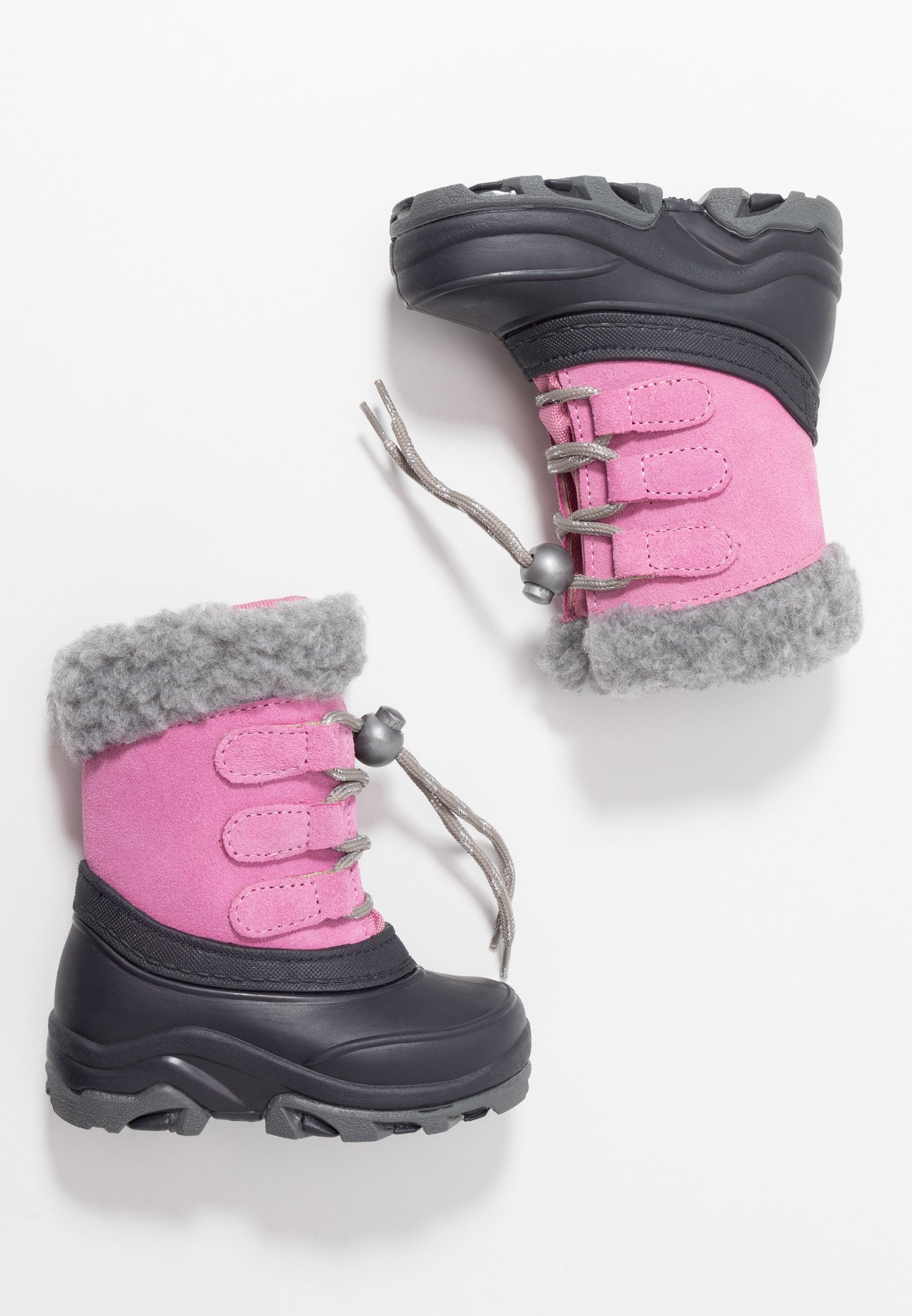 Friboo - Winter boots - dark blue/rose