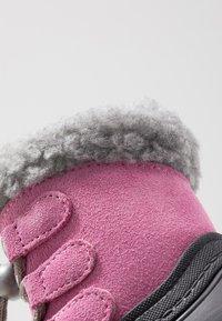 Friboo - Zimní obuv - dark blue/rose - 2