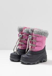 Friboo - Zimní obuv - dark blue/rose - 3