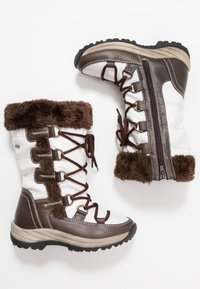 Friboo - Winter boots - beige - 0