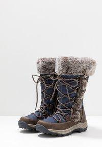 Friboo - Zimní obuv - brown - 3