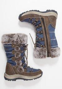 Friboo - Zimní obuv - brown - 0
