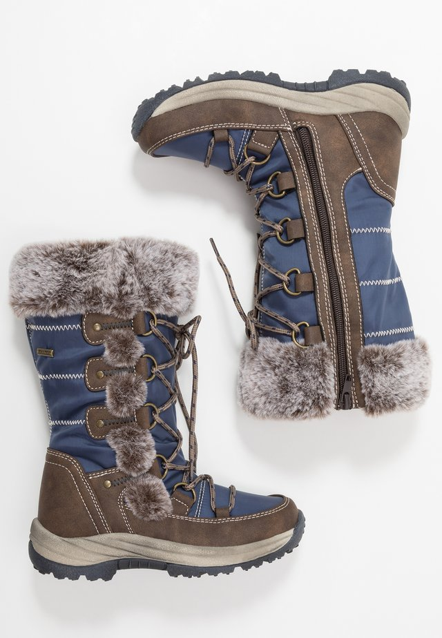 Snowboot/Winterstiefel - brown