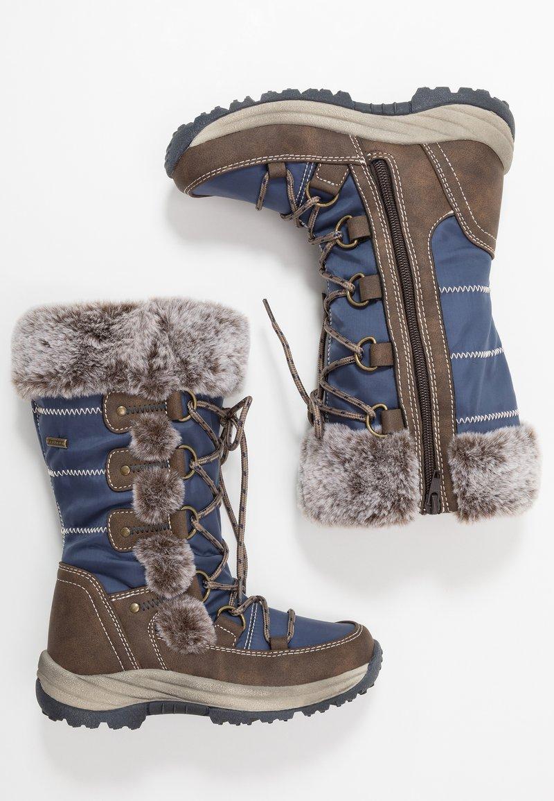 Friboo - Zimní obuv - brown