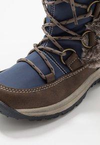 Friboo - Zimní obuv - brown - 2