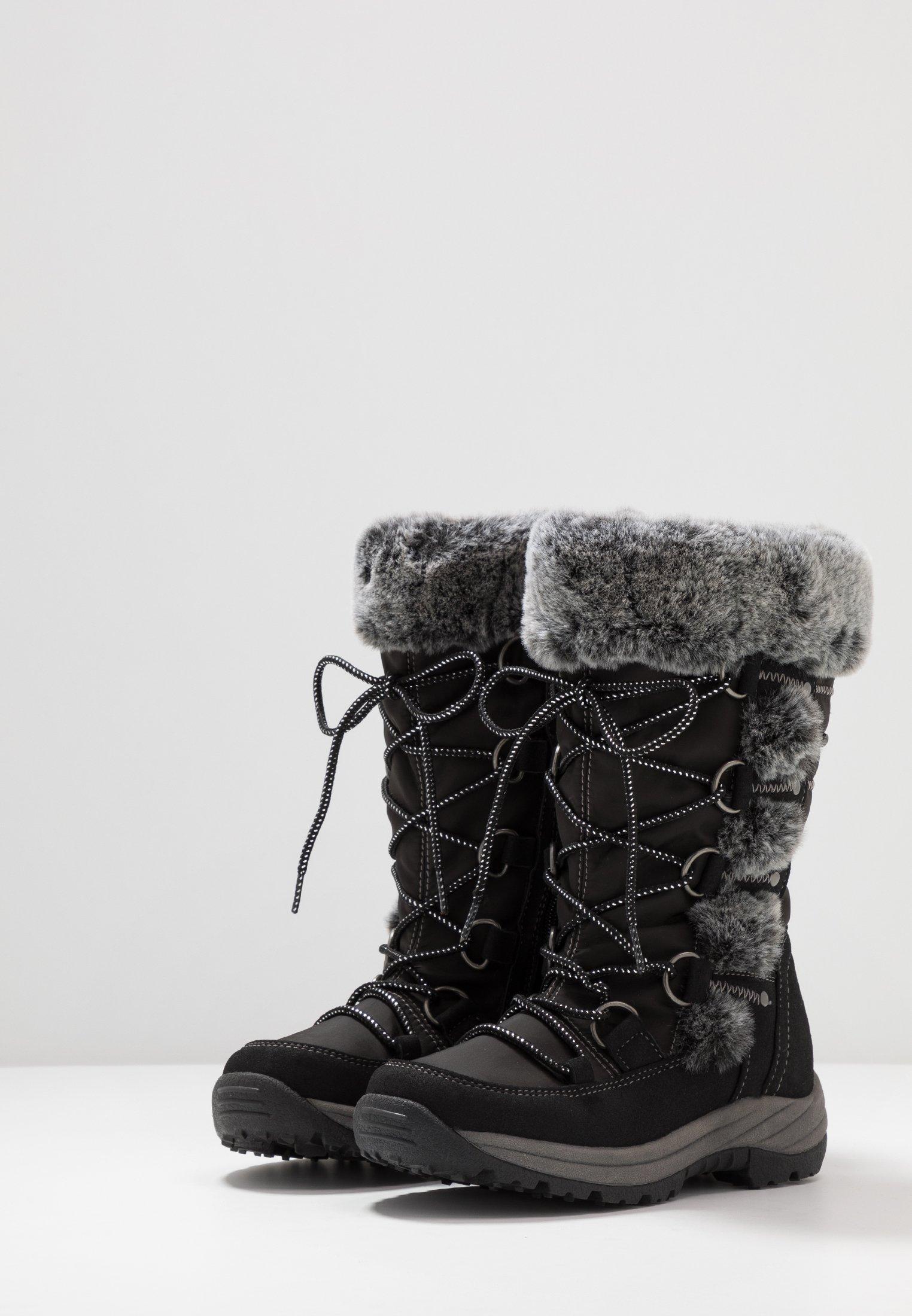 Friboo Vinterstövlar - black