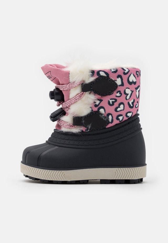 Vinterstövlar - pink