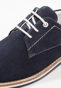 Friboo - Stringate - dark blue - 5