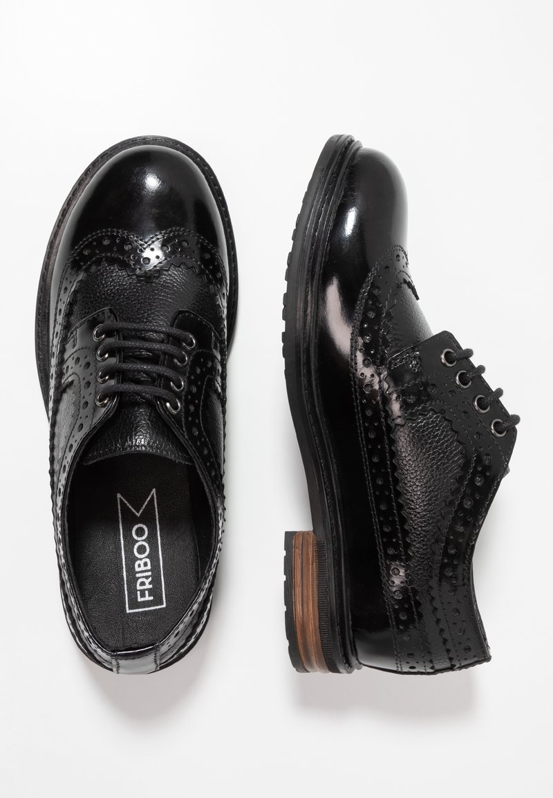 Friboo - Lace-ups - black