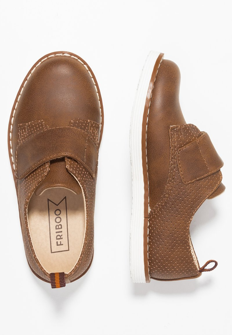 Friboo - Touch-strap shoes - brown