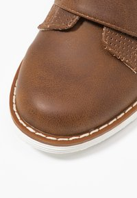 Friboo - Touch-strap shoes - brown - 2