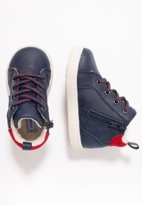 Friboo - Baby shoes - dark blue - 0