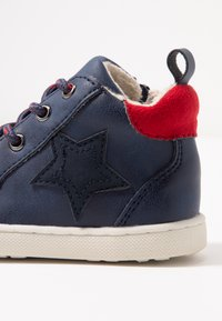Friboo - Baby shoes - dark blue - 2