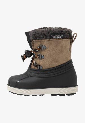 Dětské boty - brown