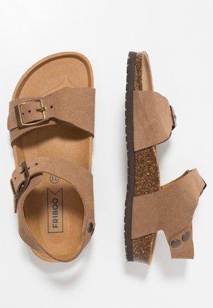 Sandali - light brown