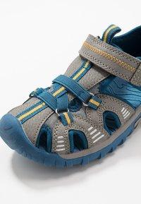 Friboo - Walking sandals - dark grey - 2