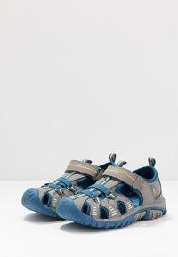 Friboo - Walking sandals - dark grey - 3