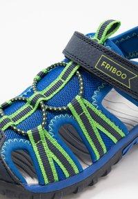 Friboo - Chodecké sandály - dark blue - 2