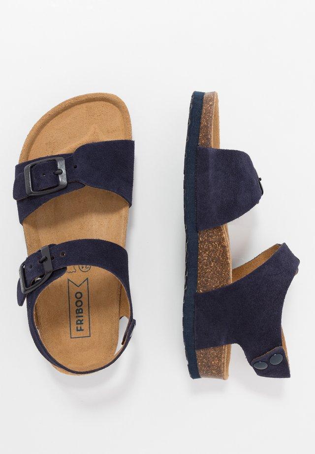 Sandály - dark blue