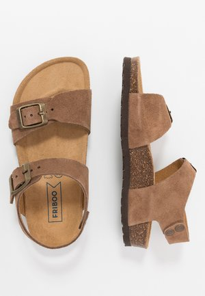 Riemensandalette - light brown