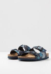 Friboo - Domácí obuv - blue - 3