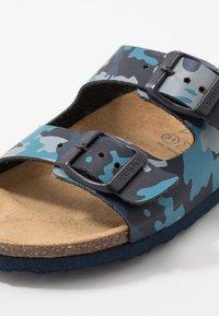 Friboo - Domácí obuv - blue - 2