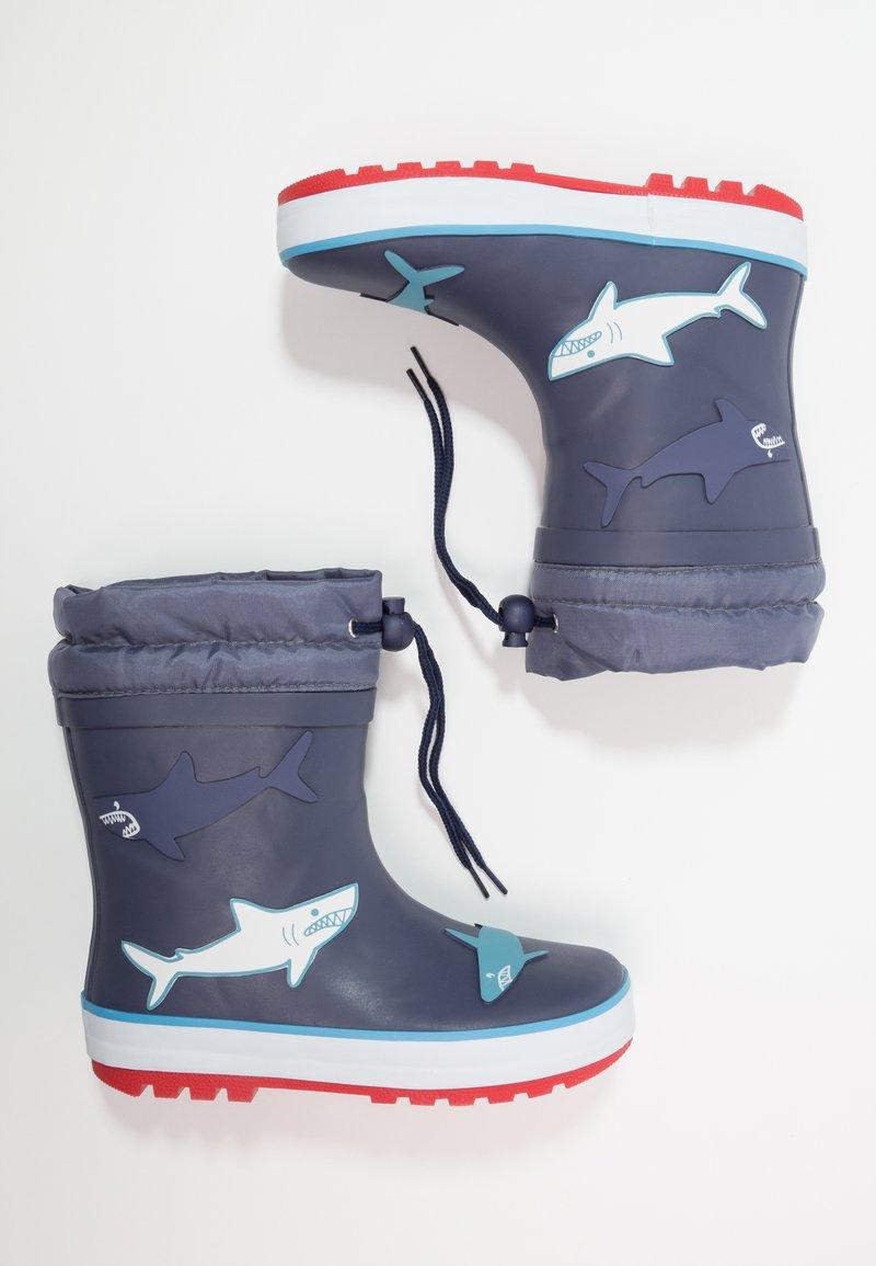 Friboo - Gummistøvler - dark blue