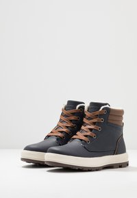 Friboo - Bottines à lacets - dark blue - 3